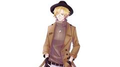 Manga Drawing / Digital Illustration | standing cool guy