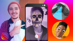 Create Instagram Masks: Spark AR Essentials