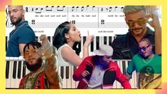 Aprendé Piano y música con Reggaeton #1