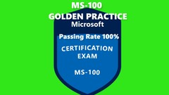 MS-100 Microsoft 365 Identity and Services Test Practice