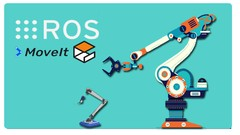 Robotics with ROS: Build Robotic Arm in Gazebo and Moveit