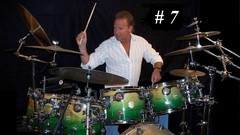 Drum Lessons 12/8 Blues with ULTIMATE DRUMMING