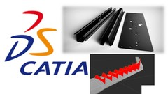 Industry Oriented Program On CATIA V5 Sheet Metal & Surfaces