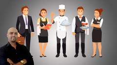 Aprenda a montar seu restaurante do zero na pura prática