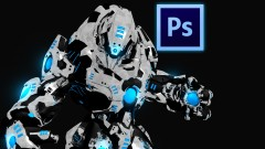 Learn to draw Mechs: Photoshop