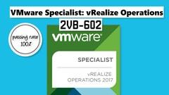 2VB-602 VMware Specialist: vRealize Operations  Exam GOLDEN