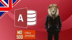 MO-500 Exam - MOS Access 2019 / 365 Microsoft Certification