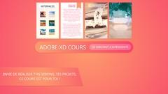 UX UI - Adobe XD de débutant à expérimenté
