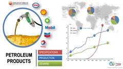 Petroleum products : Specifications Properties Market Demand