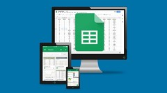 Google Sheets - The Complete Beginner Level Course