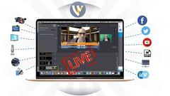 Wirecast 12 : Diffuser des lives sur les réseaux sociaux