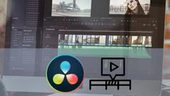 Editing short fashion promo video in DaVinci Resolve