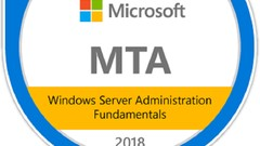 98-365 MTA Server Administration Fundamentals Real Tests