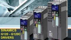 Siemens SINAMICS G120 DRIVER (TIA PORTAL) Training