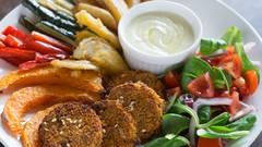Principios de una alimentación vegana saludable
