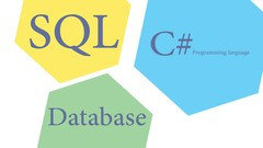 Learn SQL - Database and C# for beginners (بالعربي )