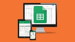 Google Sheets - The Complete Intermediate Level Course
