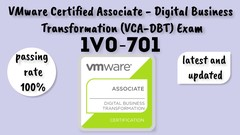 1V0-701 VMware Certified Associate-Digital Business VCA-DBT