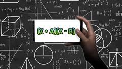Imágen de Algebra  - productos notables y Factorización