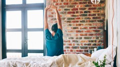 Stretch & Tone: Morning Stay-In-Bed Stretch Routine