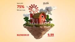 """Blender 3D Animation """"für Anfänger"""""""