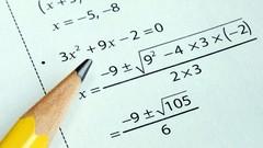 Imágen de Algebra para ESO y Bachillerato con ejercicios resueltos
