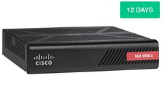 Cisco ASA Firewall in 12 days