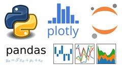 Python 3 Data Processing with Pandas, Matplotlib, and Plotly