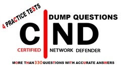 Certified Network Defender Dump Questions ( 330 Questions )