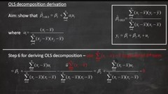 Econometrics: A Beginners Videocourse