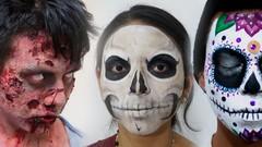 Imágen de Maquillaje para Halloween, día de muertos y disfraces