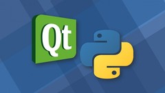Python GUI Programming Using PyQt5 for Beginners | Udemy