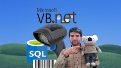Using Barcode Scanner in VB Net and SQL, SQL Server Database