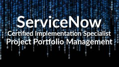 ServiceNow Certified CIS PPM Test Exams (Madrid Release)