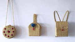 Bag Making with Natural Fibers
