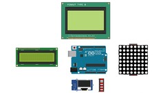 Arduino Uno and Visual Displays Bootcamp