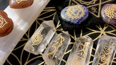 Simple & Easy Crystals For Reiki