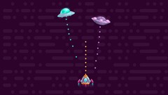 Learn JavaScript with Fun - Build an UFO Hunter Game