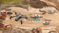 Fotogrammetria, Video e Foto col Drone