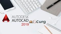 Imágen de Autodesk |Autocad 2019 Aprende Autocad de 0 a 100 |Diseño 2d