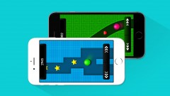 Side Bussiness Kit: Your Own Stay in the Line iOS Game Clone