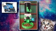 Arduino e Impresión 3d : Crea un Dispensador de alimentos