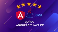Imágen de Angular y Java EE: Conviértete en Java Full Stack Developer!