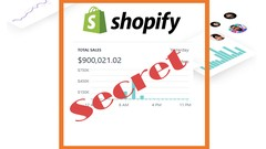 Shopify Bootcamp From 0 Step By Step Store Manage (+ GIFT)