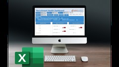 HR Analytics - Build Dynamic Excel Dashboard from Scratch