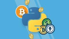 Imágen de Blockchain y Criptomonedas con Python