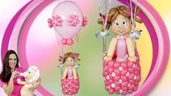 Imágen de Curso de decoración con Globos: Globo Aerostático