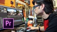 Imágen de Aprende Adobe Premiere Pro CC -¡Básico y Rápido!