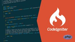 Codeigniter: Learn concepts of Codeigniter [WEEKLY UPDATED]