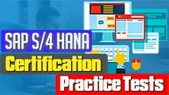 SAP S/4 HANA C_TS4CO_1709 Certification Practice tests